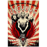 Afiches Posters Incubus Afiches Rock