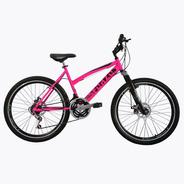Bicicleta Dama Rin 27.5 Suspensión 18 Cambios