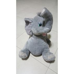 Pelúcia Elefante Sentado 38 Cm