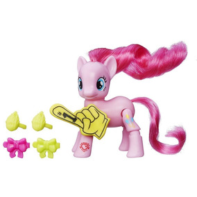 My Little Pony - Figura Com Movimento - Pinkie Pie B8020
