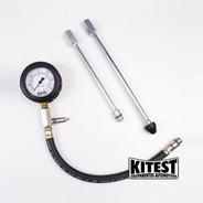 Medidor Compressão De Cilindro C/ 2 Adaptadores Ka026 Kitest