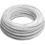 Super Cable Electrico Argos Pot 18 Super 100m Blanco