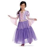 Disfraz De Rapunzel Shimmer Deluxe - Pequeño