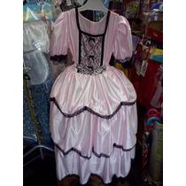 Disfraz Dama Antigua Miriñaque Doble Reforzado