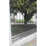 Frente Rejas Herreria Puertas Portones E In En Lomasdezamora