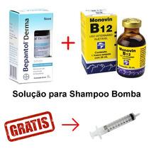 Kit Bepantol Derma Solução Líquida + Monovin B12