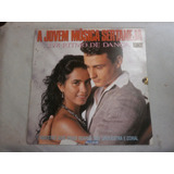 Lp A Jovem Música Sertaneja - Em Ritmo De Dança, Vinil, 1990