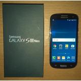 Samsung Galaxy S3 Dual Sim Neo Gt I9300 De 16 Gb Original