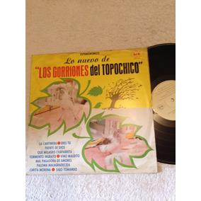 Lp Los Gorriones Del Topochico