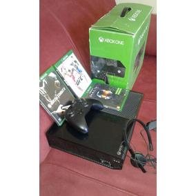 Vendo Xbox One Com 3 Jogos Um Controle Aceito Cartão De Créd
