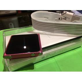 Ipod Nano Touch De 6g De 8 Gb De Reloj Rosa Envio Gratis