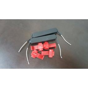 Par De Resistores Rele P/ Piscas De Led/ Lanternas C/ Piscas