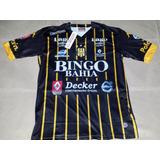 Camiseta Olimpo De Bahia Blanca Kappa 2016 Titular Original