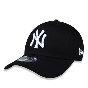 Boné Aba Curva New Era New York Yankees Preto Snapback
