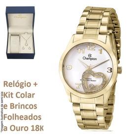 4b47c58b623 Relogio Champion Ch22288 - R Feminino - Relógio Masculino no Mercado ...