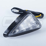 Intermitentes Led Para Cola De Moto Triangular F-12