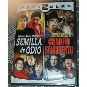 Dvd Nuevo 2 Peliculas En 1 Cuadro Sangriento/semilla De Odio