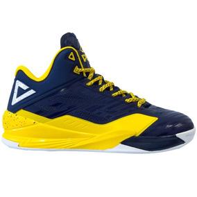 Zapatillas Basquet Peak Lightning Iv Talle Nike + Envió Grat
