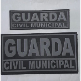 Kit Emborrachados Guarda Municipal