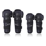 Protector Kit Rodilla Codos Rodilleras Y Coderas Moto Cross