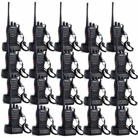 20 Radios Comunicación Portátil Vhf Retevis 2 Vías H-777