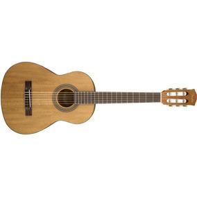 Guitarra Acustica Fender 3/4 Mate Cdas. Nylon