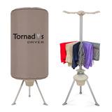 Secadora Ropa Tornadus Dryer Hasta 10 Kg Tipo Tornado