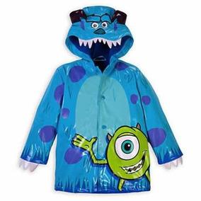 Capa Da Chuva Disney Store Monstros S. A. 2-3 Anos
