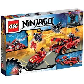 Lego Ninja Go X-1 Ninja Charger 70727