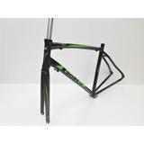 Cuadro + Horquilla Bicicleta Goka R2 Ruta - Verde (l)
