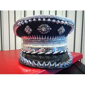 Gorra Capitan Pery - Diseño - Boda, 15 Años Fiesta- Cotillón