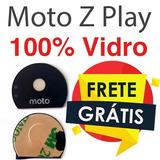 Lente Vidro Camera Traseira Moto Z Play Xt1635 100% Original
