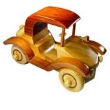 Carro Colección En Madera Mafego Mfg1033-4 Laca