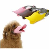 Focinheira Bico De Pato P/ Cachorro, Gato - Pet Cães Adestra