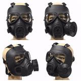 Máscara Mod Anti Gás M04 Fma Paintball Airsoft Scott Menor $