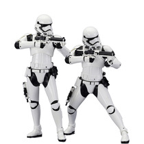 1st Order Stormtrooper 2 Pack- Star Wars - Artfx+ -kotobuiya
