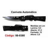 Canivete Automático Esportivo Columbia 06-0408 Caça Pesca