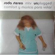 Soda Stereo - Mtv Unplugged (vinilo Doble Oficial Nuevo)