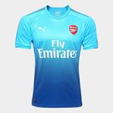 04d884e528 Camisa Arsenal Masculina Cor Principal água no Mercado Livre Brasil