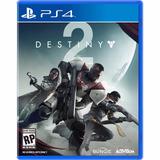 Destiny 2 Juegos Ps4 Fisicos Sellado Original En Caja