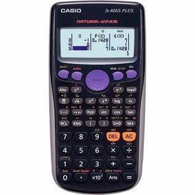 Calculadora Cientifica Cassio Fx-82es Plus Es + Função