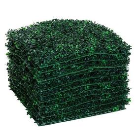 Paneles Verdes Artificiales Cesped De Pared 60x40cm Muro