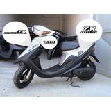 Calcomanias Moto Jog Zr 3yk