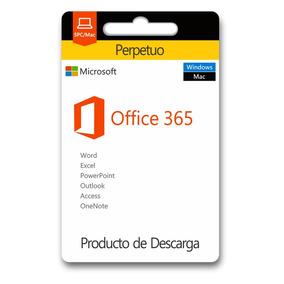 Office 365 Cuenta Personalizada Para 5 Pc