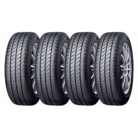 Juego 4 Neumático Yokohama 185/65 R14 Bluearth 86 T
