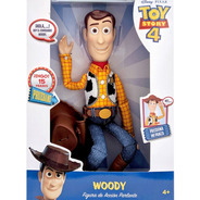 Muñeco Interactivo Toy Story Woody Buzz Frases Voz Original