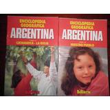 Coleccion Geografica De La Region Argentina
