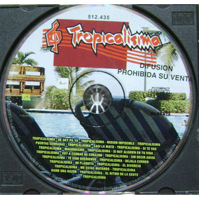 Cumbia De Los 90-tropicalisima-cd Original