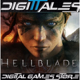 Hellblade Senuas Sacrifice Ps4 Con Tu Perfil Digittales®
