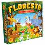 Quebra Cabeça Puzzle Madeira Mdf Floresta Animais 30 Peças